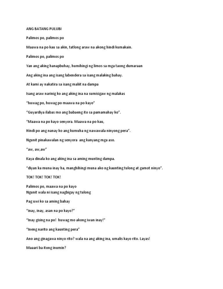 halimbawa ng declamation piece sa tagalog Declamation piece para sa kalikasantagalog halimbawa ng pyesa ng balagtasan na may kaugnayan sa wika at kalikasan full script tagalog declamation piece for.