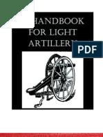 A Handbook for Light Artillery