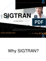 6828830 SIGTRAN Presentation Template 3Reliance22 Feb07
