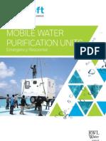 Nirosoft Mobile Water Purification Brochure
