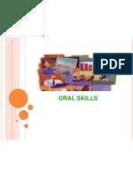Lect 3- Oral Skills