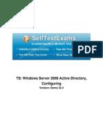 IT Microsoft 70-640 demo