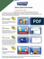 Mathletics Quick Start Guide Students