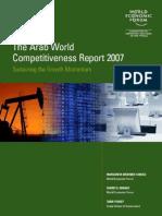 Arab World Competitiveness Report 2007