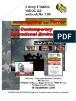 TRADOC G2 Handbook No.1.06, Kidnapping and Terror