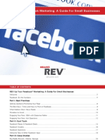 Facebook Marketing a Guide for Small Businesses