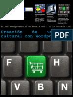 Curso creacion de una web con Wordpress