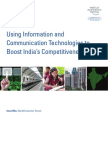 India ICT Competitiveness Review 2010