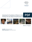 Mexico's Competitiveness White Paper 2008