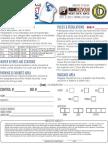 RunAgainstPlastics - Registration Form