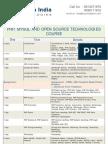 SuccessIndiaTechnologies Php MySQL Course Details