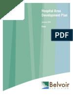 Fort Belvoir Master Plan Hospital ADP MP020