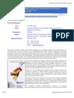 Uranium in North East India Atomic Minerals Division India Economic Geology