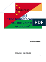 The Indian Economy Versus the Chinese Economy-main Stream