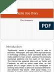 Media Use Diary
