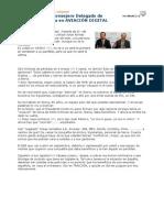 Carta abierta al Consejero Delegado de Iberia – Publicada en AVIACIÓN DIGITAL