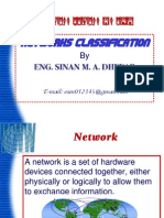 Networks Classification