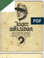 Hartmann, M. - Jaeger Am Kuban - Ausstellung Einer Oberbayrischen Jaeger Division (1944, 31 S., Scan-Text)