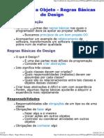 Orientação a Objeto - Regras Básicas de Design