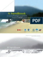 Handbook for Measuring Progress and Outcomes of ICM