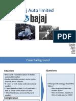 Bajaj Auto Limited_Group 9_V3