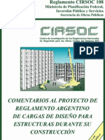CIRSOC 108 - Comentario