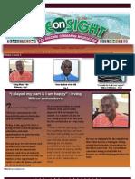 Newsletter - Eye on Sight - July 2012