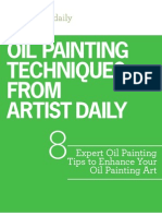 Classical Oil Painting Technique | Oil Painting | Canvas