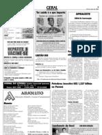 Jornal DoLitoral Paranaense - Edição 24 - pág. 03 - maio 2005