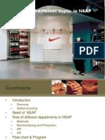 Nike NSAP process