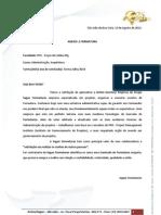 Proposta de Formatura - ADM - Julho/2014