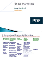 Planificacion de Marketing