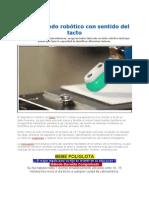 Diseñan_dedo_robótico_con_sentido_del_tacto