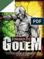 "Edward Lee, ""Golem"" [fragment], Wydawnictwo Replika 2012"