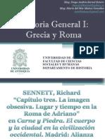 Apuntes Capítulos III y IV SENNETT, Richard by María del Mar Muñoz Gonzalez