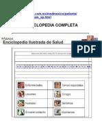 Enciclopedia Adams de La Salud Enfermedad a Z 2011