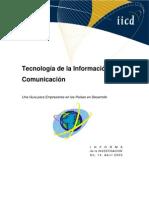Report14 Technologia de La Informacion y La Comunicacion