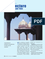 Shireesh a Deshpande Article