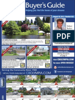 Coldwell Banker Olympia Real Estate Buyers Guide August 18th 2012