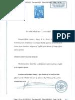 Codacsa 9-Feb-2012 Application for Correction and Interpretation