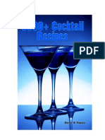 5900+ Cocktail Recipes Preview