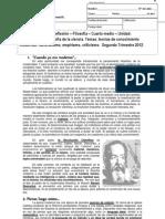 CVS cuarta guía filosofía moderna 2012