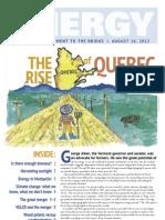 The Bridge energy supplement, August 16, 2012