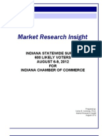 IN-Sen Market Research Insight for IN CoC (Aug. 2012)