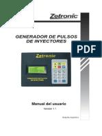 Folleto Generador de Pulsos de Inyectores