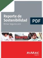 Brochure Sostenibilidad2011 RimacSeguros