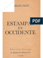 estampas occidente