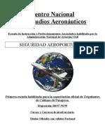 Manual Seguridad Aeroportuaria