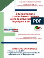Nivelamento Institucional e Social PDF