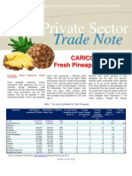 OTN - Private Sector Trade Note - Vol 4 2012